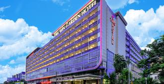 Taw Win Garden Hotel - Rangoon - Edificio