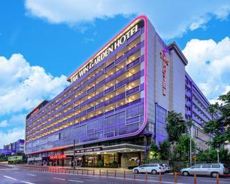 Taw Win Garden Hotel - Rangun - Gebäude