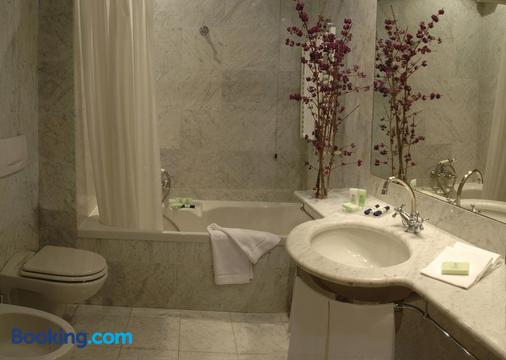 Grand Hotel Gardone - Gardone Riviera - Bathroom