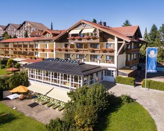Parkhotel Tannenhof - Oy-Mittelberg - Gebäude