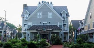 Artists Colony Inn & Restaurant - Nashville - Edificio