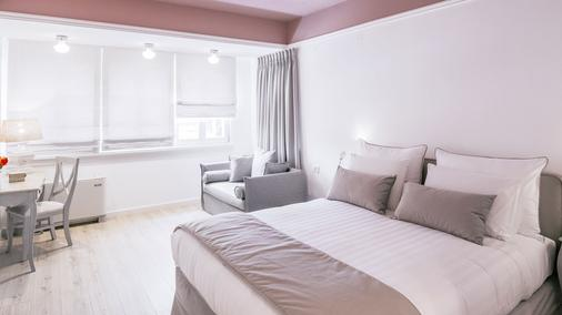 Its Kale Boutique Hotel - Ioánnina - Bedroom