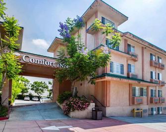Comfort Inn Monterey Park - Los Angeles - Monterey Park - Building