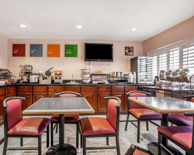 Comfort Inn - Monterey Park - Restaurant