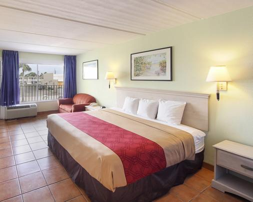 South Padre Island Lodge - South Padre Island - Schlafzimmer