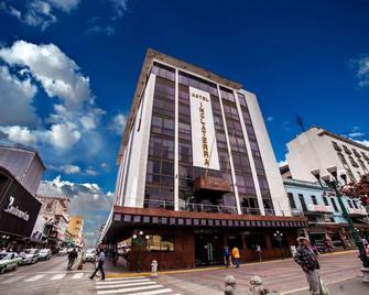 Hotel Inglaterra - Tampico - Edificio