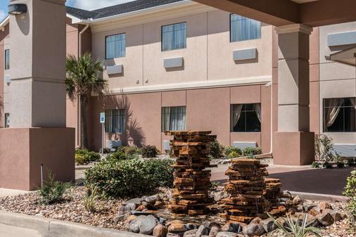 Comfort Inn & Suites - Mansfield - Building