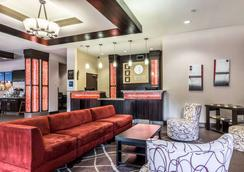 Comfort Inn & Suites - Mansfield - Lobby