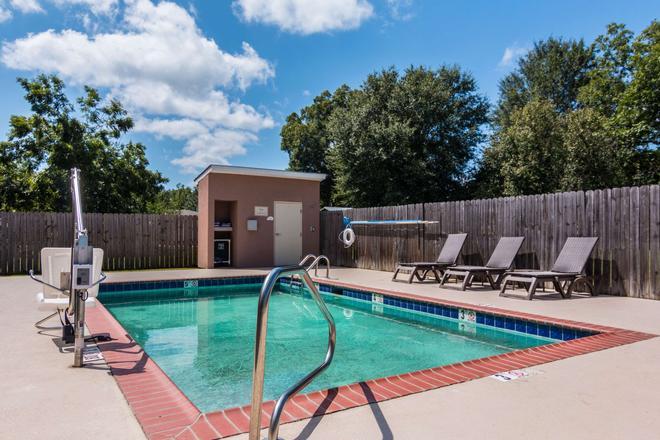 Comfort Inn & Suites - Mansfield - Pool