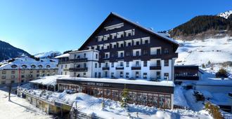 Hotel Post - Sankt Anton am Arlberg - Building