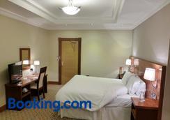 碼頭酒店 - 大雅茅斯 - 臥室