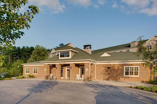 Homewood Suites by Hilton Portsmouth - Portsmouth - Κτίριο