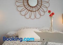 El Paseo - Belmonte - Bedroom