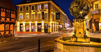 貝斯特韋斯特頂級系列 - 赫爾辛堡 V 酒店 - 赫爾辛堡 - 赫爾辛堡 - 建築