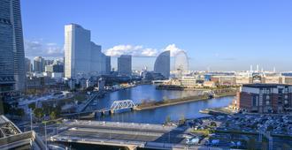ساكوراجيشو واشنطن هوتل - يوكوهاما - المظهر الخارجي