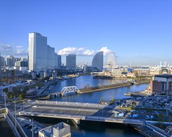 Sakuragicho Washington Hotel - Yokohama - Outdoors view