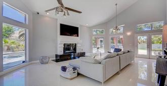 Stunning Luxury Modern Estate - Las Vegas - Wohnzimmer