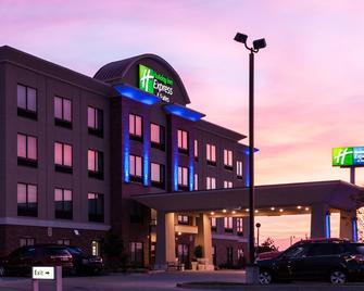 Holiday Inn Express Hotel & Suites El Reno - El Reno - Building