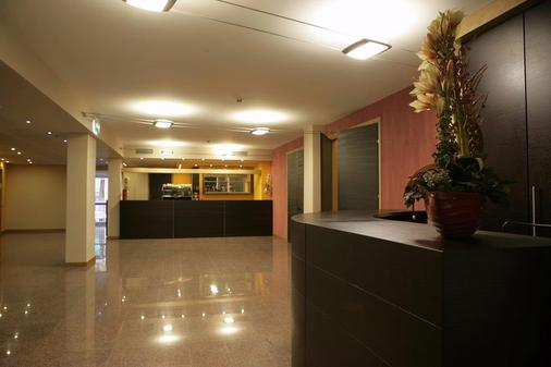 Hotel San Marco Fitness Pool & Spa - Verona - Front desk