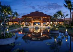 Shangri-La's Hambantota Golf Resort & Spa - Hambantota - Building
