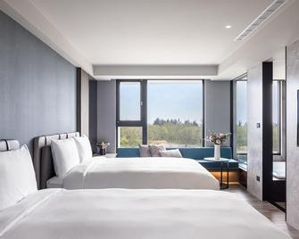 Lakeshore Hotel Hualien Taroko - Xincheng Township - Ložnice
