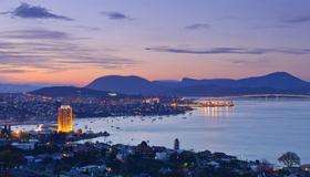 Wrest Point - Hobart - Toà nhà