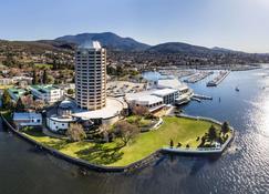 Wrest Point - Hobart - Byggnad