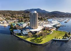 Wrest Point - Hobart - Rakennus