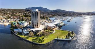 Wrest Point - Hobart - Bâtiment