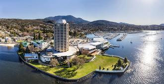 Wrest Point - Hobart - Bâtiment