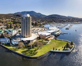 Wrest Point - Hobart - Building