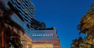 曼谷君悅酒店 - 曼谷 - 建築