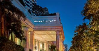 โรงแรมแกรนด์ไฮแอท เอราวัณ กรุงเทพฯ - กรุงเทพมหานคร - อาคาร
