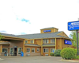 Americas Best Value Inn & Suites Forest Grove Hillsboro - Forest Grove - Gebouw