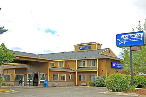 Americas Best Value Inn & Suites Forest Grove Hillsboro - Forest Grove - Building