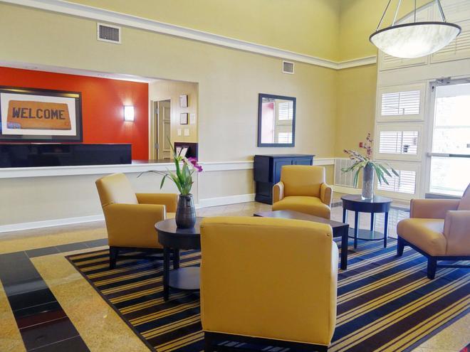 丹佛-奧羅拉北美國長住酒店 - 奥羅拉 - 極光(科羅拉多州) - 大廳