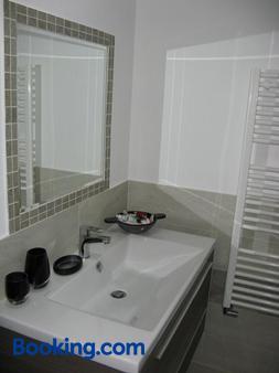 Hotel e Trattoria San Giorgio - Piossasco - Bathroom