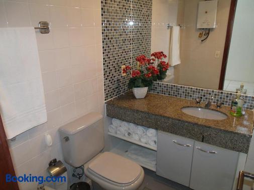 Alto Estilo Barra Posto 8 - Rio de Janeiro - Bathroom