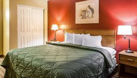 Rodeway Inn East - Albuquerque - Bedroom