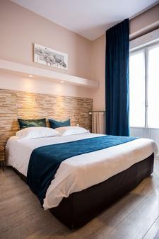 Best Western Hotel Des Voyageurs - Fougères - Bedroom