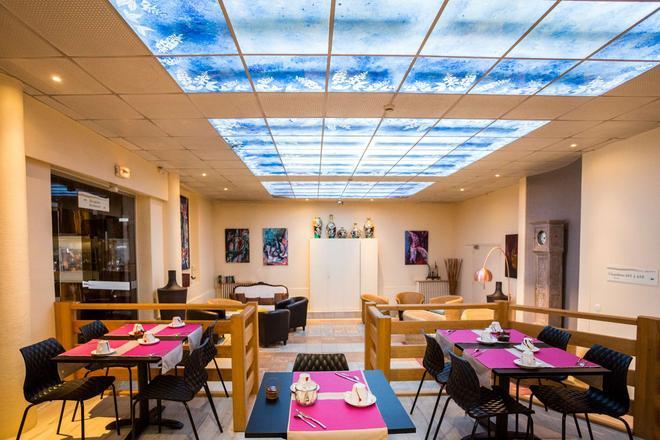 Best Western Hotel Des Voyageurs - Fougères - Restaurant