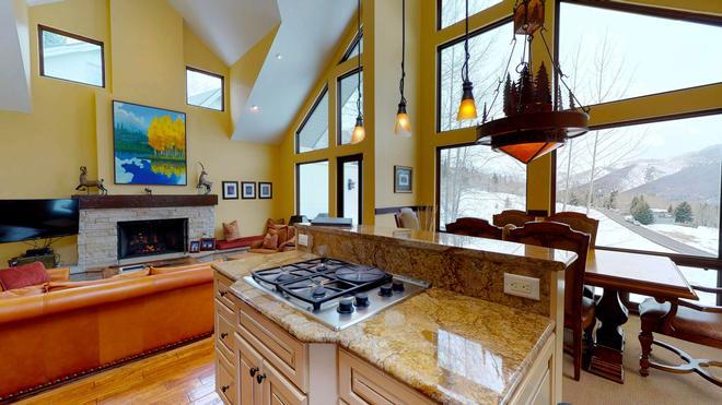 Vail Residences Cascade Village - Vail - Kitchen