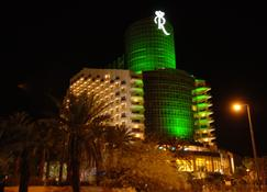 Royal Hotel Dead Sea - Ein Bokek - Edificio