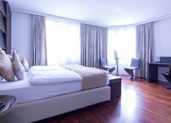 Hotel Krone Unterstrass - Curych - Bedroom