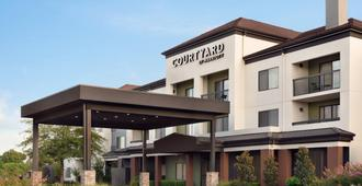 Courtyard by Marriott Tulsa Central - Tulsa - Building