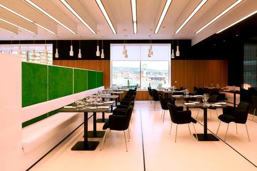 巴塞羅三特斯飯店 - 巴塞隆納 - 餐廳