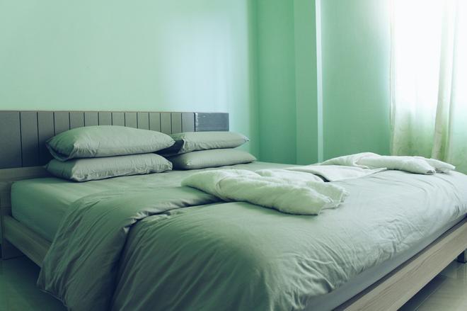 Salty Beach House - Hanimaadhoo - Bedroom