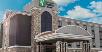 Holiday Inn Express & Suites Oklahoma City Southeast - I-35 - Oklahoma City - Building