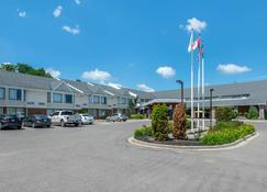 Quality Inn & Suites - Brampton - Edificio