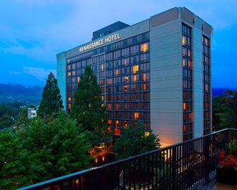 Renaissance Asheville Hotel - Ашвіль - Building